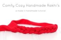 Soft Rakhi Bracelet