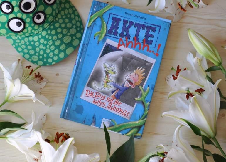 Akte Ahhh! 2 #kinderbuch #buch #lesen #vorlesen #junge #buchtipp #alien #hund