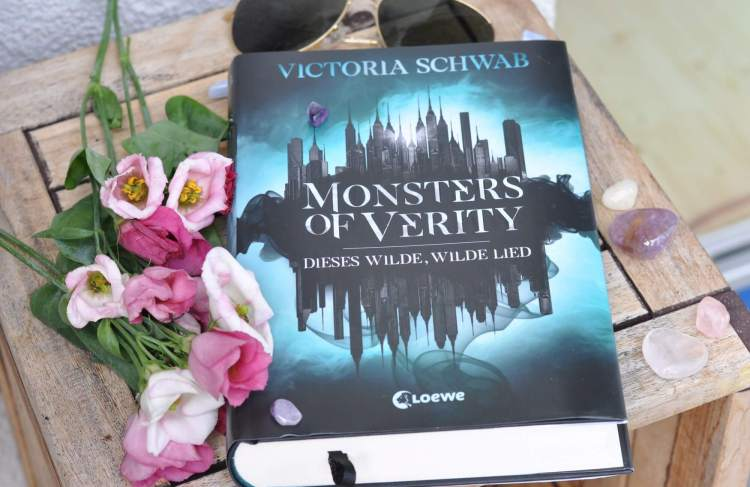 Monsters of Verity - Dieses wilde, wilde Lied Urban-Fantasy über Sünde und Moral und das Verschwimmen von Gut und Böse #fantasy #buchtipp #lesen #urban #monster