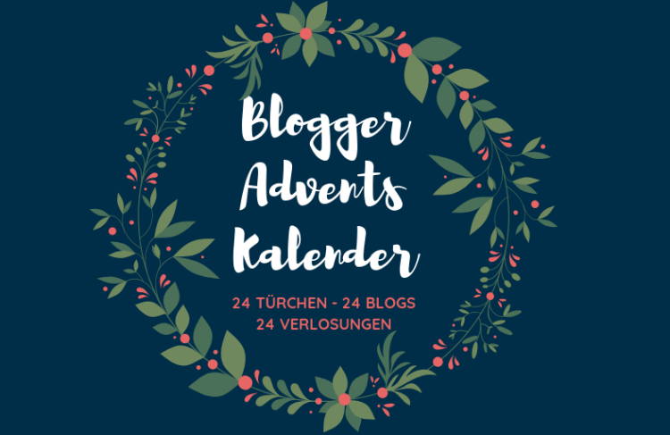 22. Türchen im Blogger Adventskalender 2018