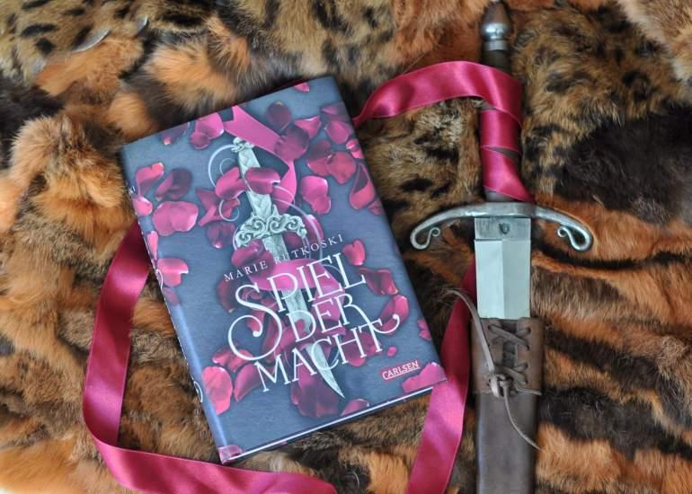 Spiel der Macht - Die Schatten von Valoria - Romantik, List, Intrigen und Kampf, eine perfekte Mischung #romantasy #fantasy #macht #intrigen #lesen #buchtipp #buch