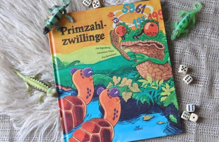 Mathe-Logik als Kinderbuch: Die Primzahlzwillinge
