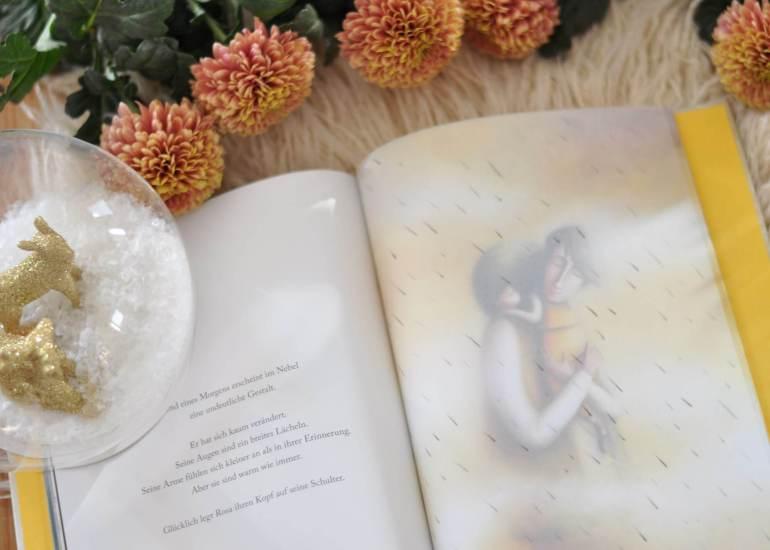 Ein Buch über das Vergessen, die Freude und den Blick für das Wesentliche für Kinder ab 4 Jahren - Schneiderin des Nebels kinderbuch #vorlesen #bilderbuch #lesen