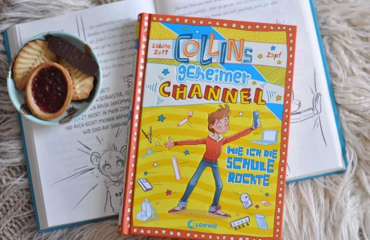 Zwischen YouTube & Schulband – Collins geheimer Channel 2