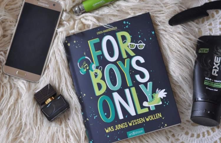 Aufklärung – For Boys only: Was Jungs wissen wollen