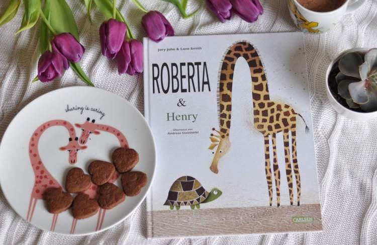 Sich selbst mögen – Roberta & Henry