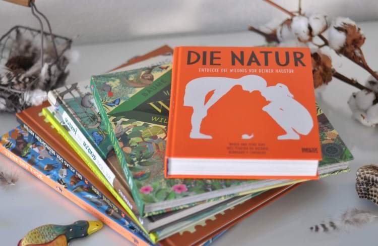 Die schönsten Kindersachbücher über Tiere & Natur ab 5 Jahren