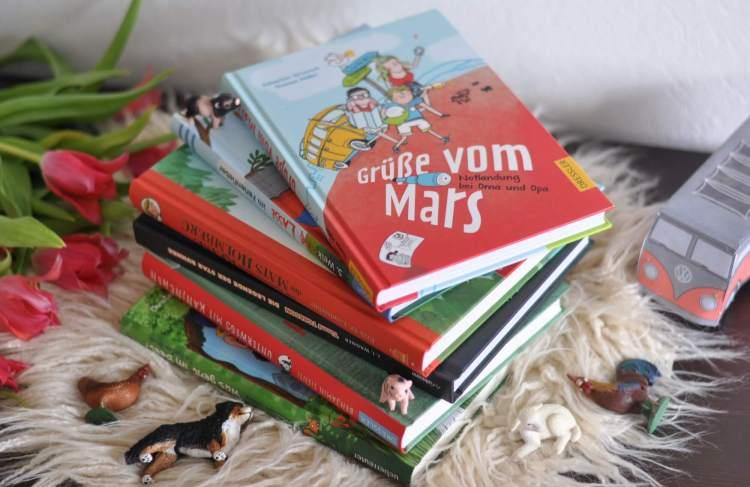 Urlaubsstimmung: Die besten Bücher für die Sommerferien