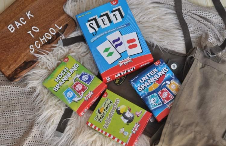 Spielend Mathe lernen und logisches Denken trainieren – Back to School