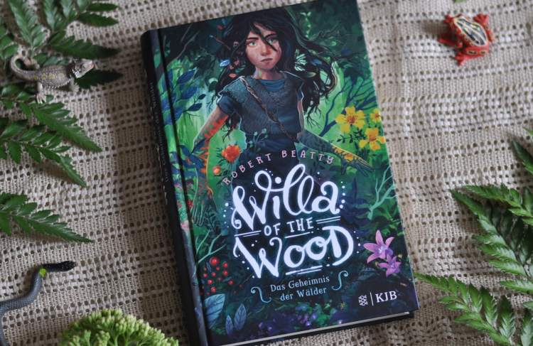Familie & Magie: Willa of the Wood – Das Geheimnis der Wälder
