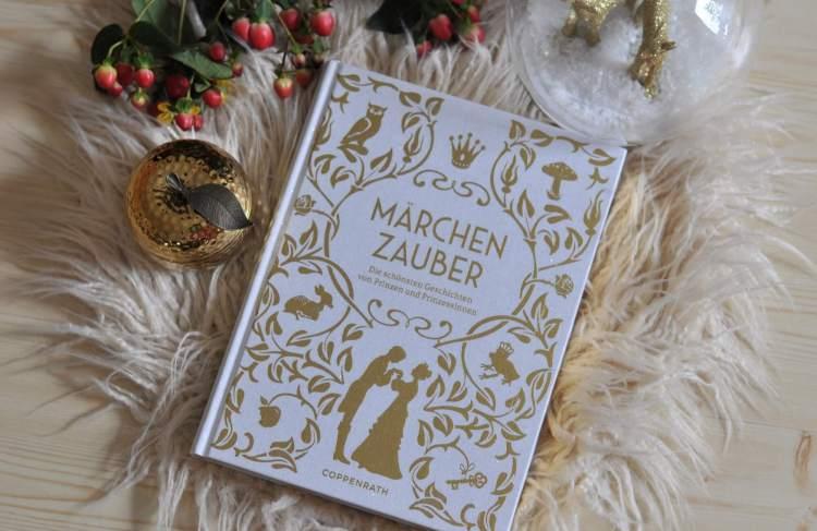 Märchenzauber – Die schönsten Märchen in einem Schmuckbuch