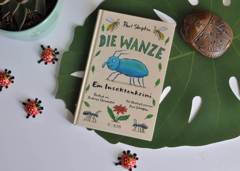 Eddie der Ohrwurm ist spurlos verschwunden. Die Wanze merkt schnell, dass dies mehr als ein Routinefall ist. Denn irgendwie verhalten sich die Ameisen höchst merkwürdig. Und außerdem ist eine unbekannte Grashüpferin aufgetaucht, die selbst sehr viele Fragen stellt. #insekten #ameise #käfer #detektiv #garten #krimi #kinderbuch #lesen