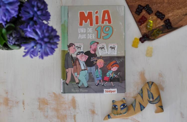 Tolerante Detektivin: Mia und die aus der 19