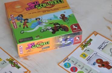 Pen-and-Paper Erzählspiel für Kinder – So nicht, Schurke!