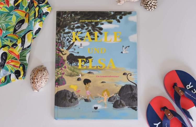 Spielen am Meer: Kalle und Elsa – Ein Sommerabenteuer