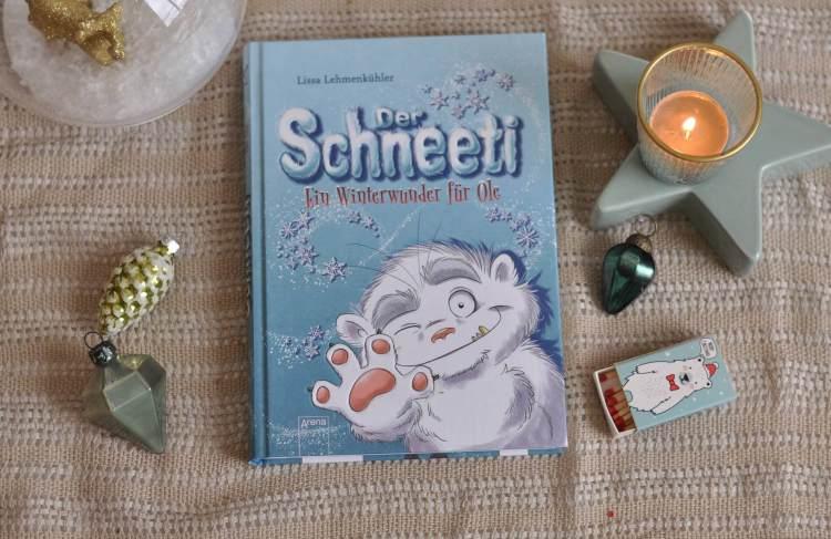 Neue Freunde finden: Der Schneeti – Ein Winterwunder für Ole