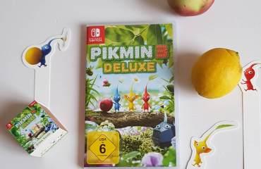 Pikmin 3 Deluxe für die Nintendo Switch #Verlosung