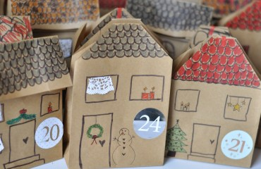 Adventskalender für Kinder ab 3 Jahren: Ideen zum basteln und befüllen