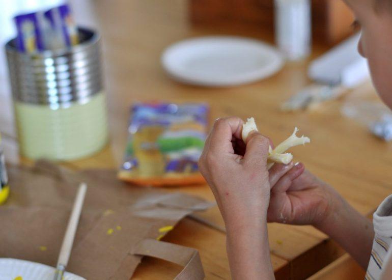 Cheestrings - Wie kreativ ist dein Kind
