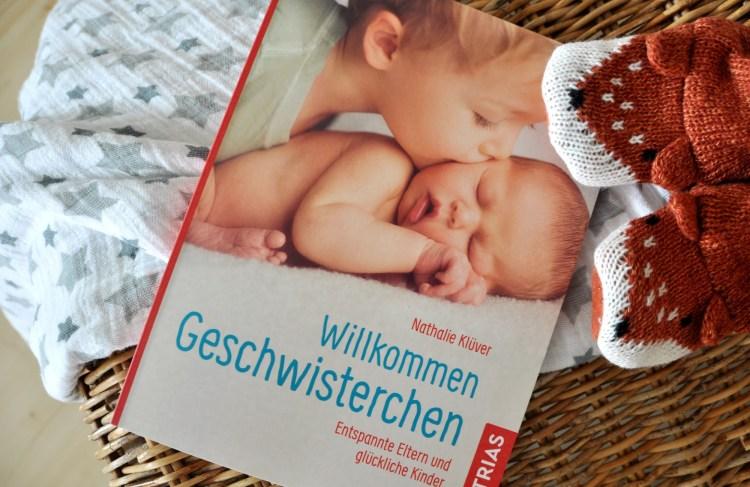 Buch-Tipp: Willkommen Geschwisterchen – Ratgeber für werdende Zweifach-Eltern