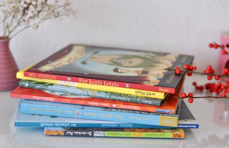 Bilderbücher vom Anderssein - 7 magiusche Bücher von Hexen, Trollen und magischen Wesen ab 3 Jahre