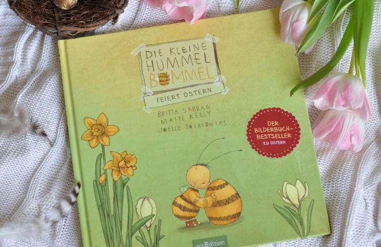 Die kleine Hummel Bommel feiert Ostern - Ein kribbelig schönes Osterfest #Kinderbuch #Bilderbuch #Ostern #Insekten