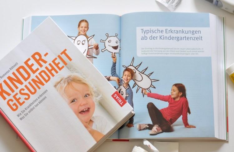 Vom Baby bis zum Schulkind: Kinderkrankheiten besser erkennen #Kindergesundheit