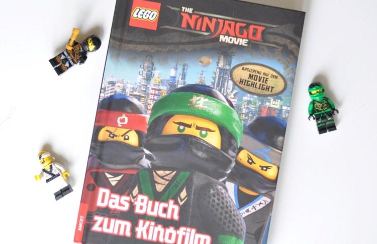 Ninjago Movie – Das Buch zum Kinofilm #Verlosung