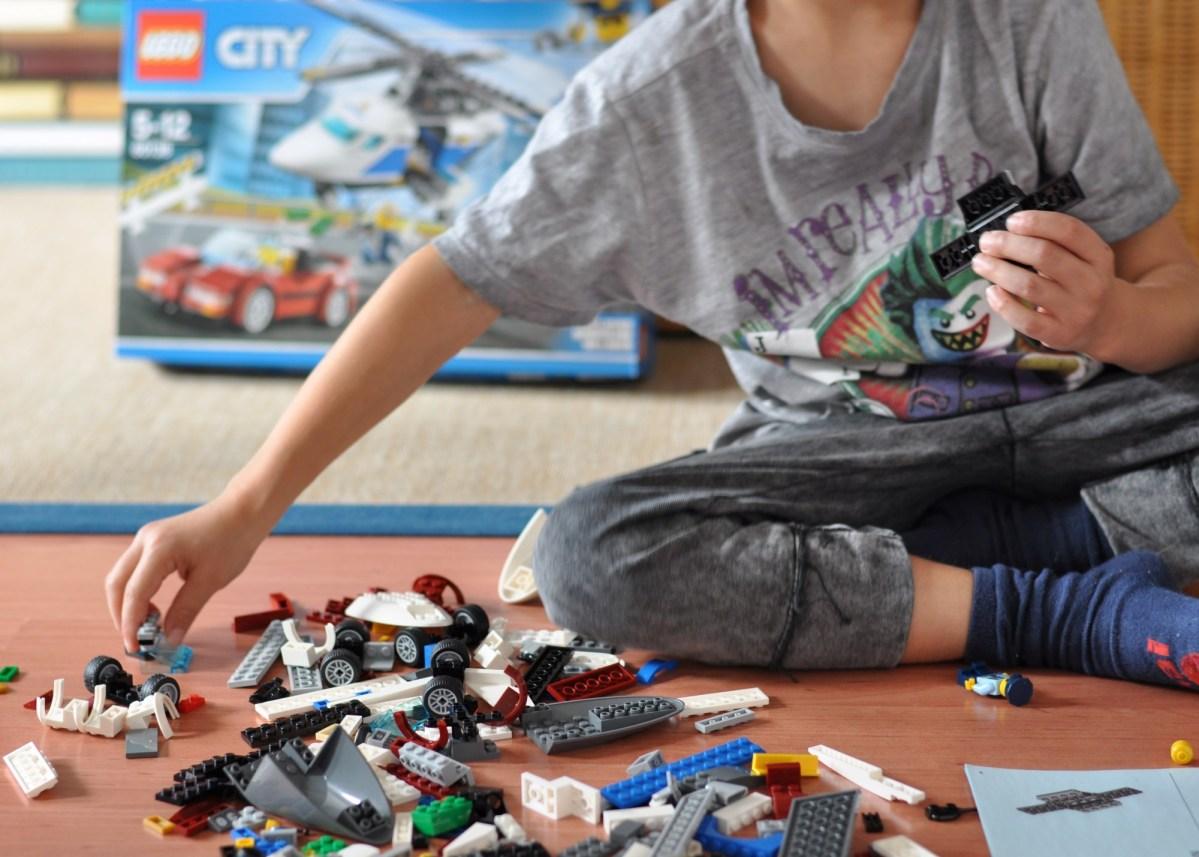 Wir lieben kreatives Bauen und Spielen mit LEGO #Verlosung