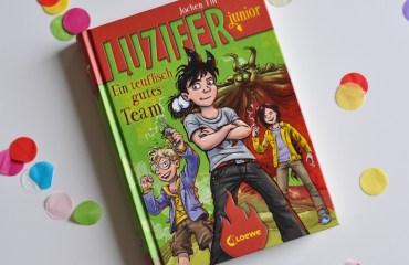 Höllisch lustig: Luzifer junior – Ein teuflisch gutes Team