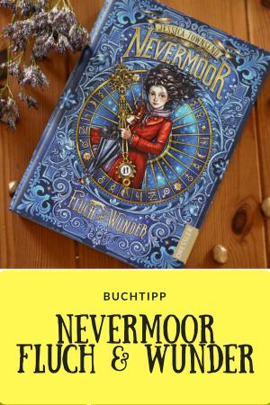 Nevermoor - Fluch und Wunder - Erster teil der Fantasy-Triologie für Kinder ab 10 Jahren #Fantasy #Kinderbuch #Lesen #Nevermoor #HarryPotter