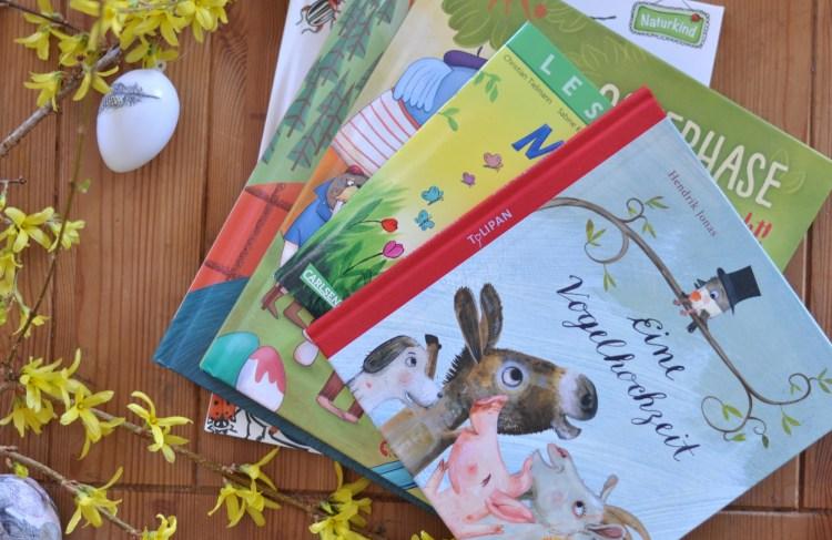 5 Kinderbücher für den Frühling ab 3 Jahren