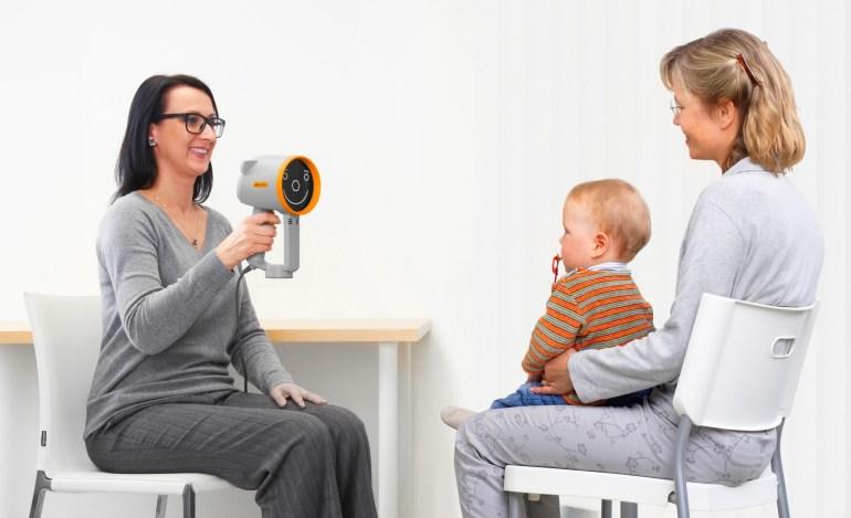 Augenvorsorge bei Babys