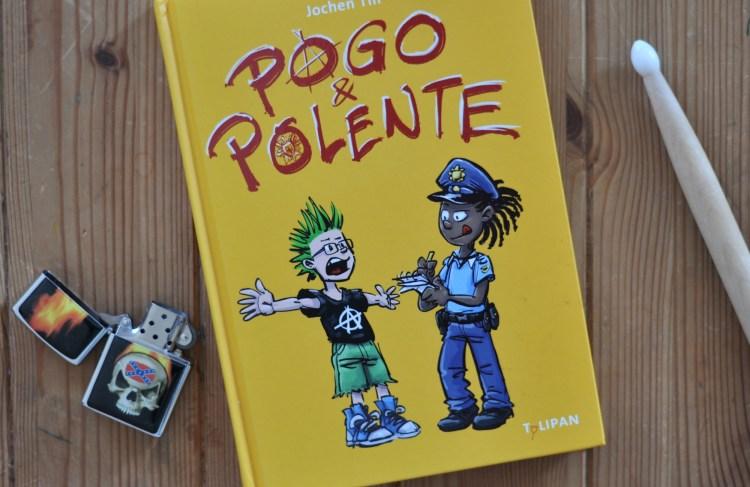 Pogo und Polente - Von einem unheimlichen Fahrraddieb und jeder Menge Vorurteilen, ein Kidnerbuch ab 8 Jahren #kinderbuch #punk #buchtipp #vorlesen #jungsbuch