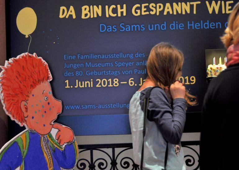 Sams Ausstellung Speyer