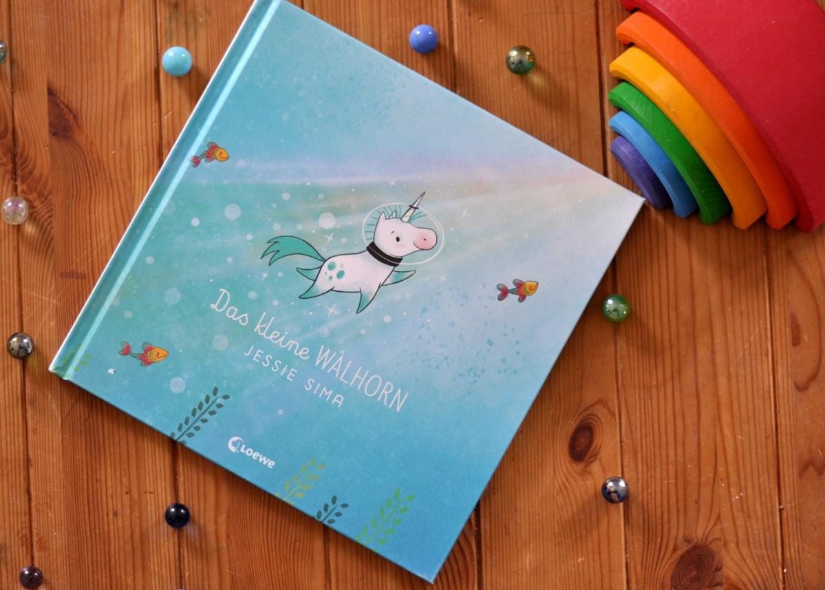 Das kleine Walhorn - Die Bedeutung von Familie für Kinder ab 4 Jahren