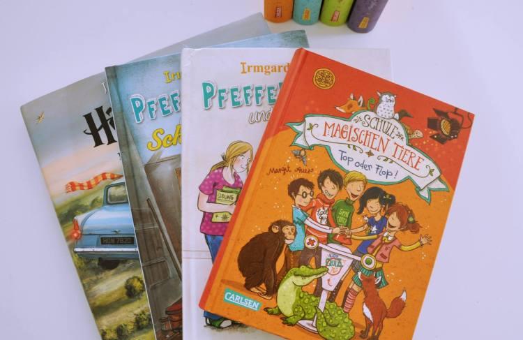 Lieblingsbücher für Schulanfänger