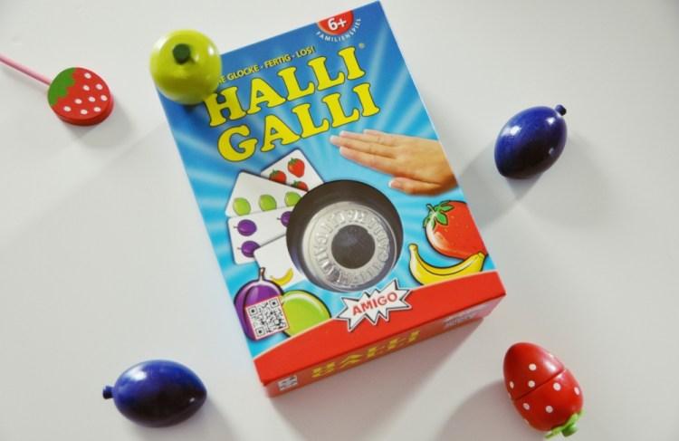 Schneller Spielspaß mit Halli Galli #Gewinnspiel