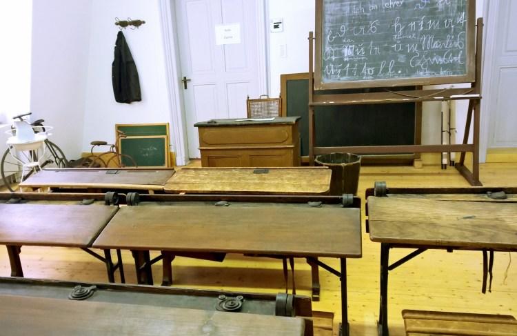 Fast ein Erstklässler – unsere Schuleingangsuntersuchung