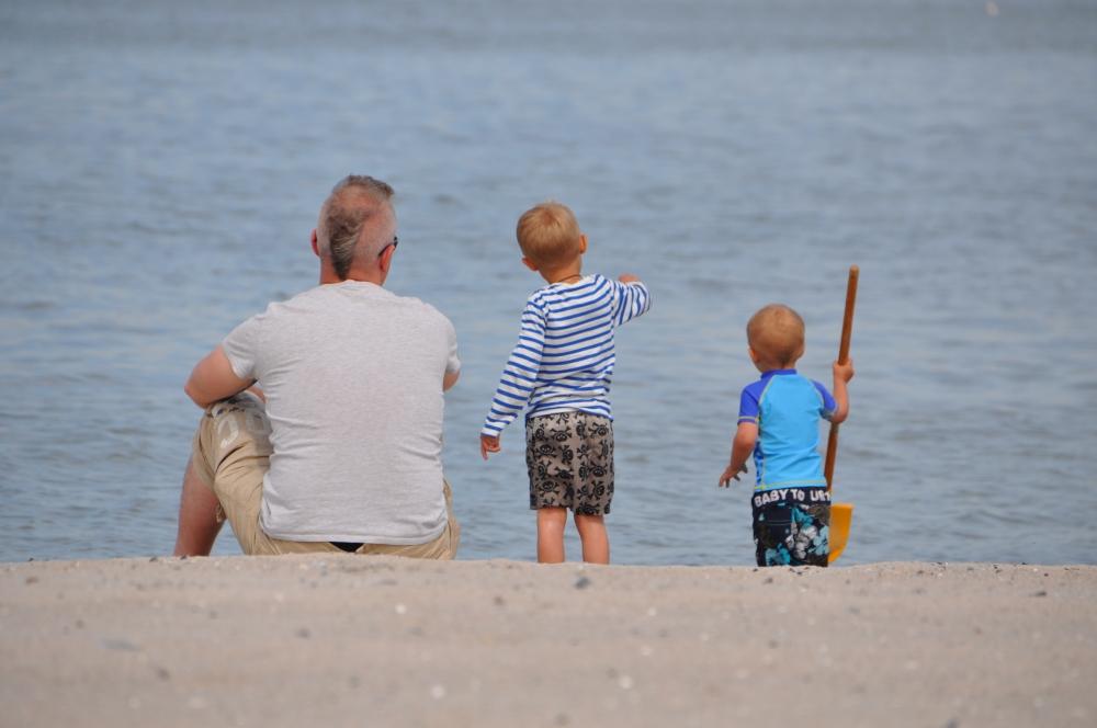 35 Gründe, weshalb du ein toller Papa bist