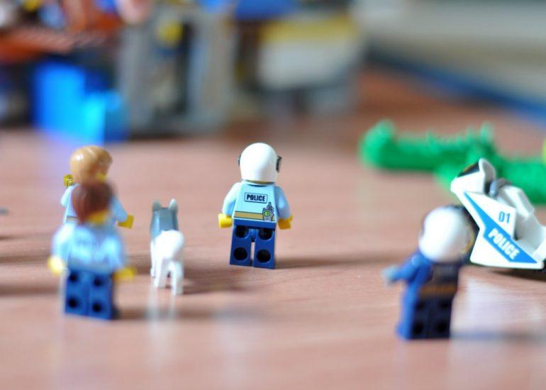 Lego Polizei
