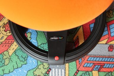 swoppster - der perfekte Schreibtischstuhl für Schulkinder
