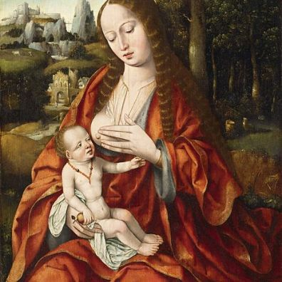 By Meister des Heiligen Blutes - Kunsthaus Lempertz, Public Domain, https://commons.wikimedia.org/w/index.php?curid=22994333