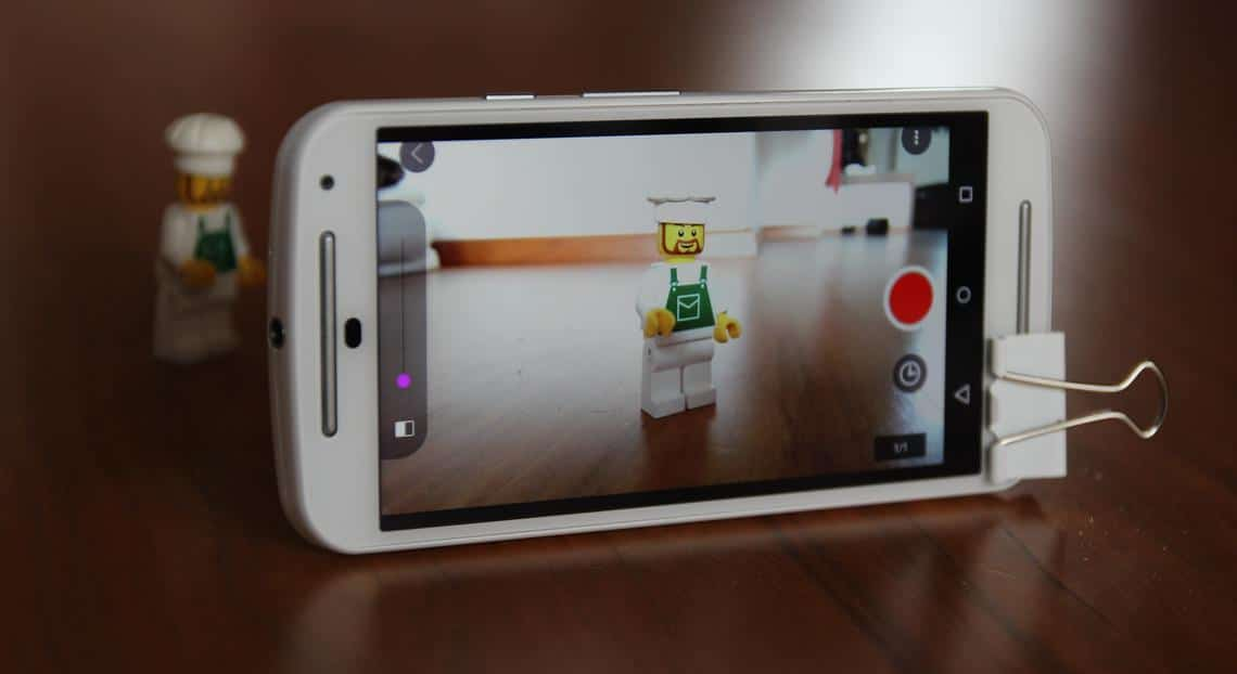 Kreativ mit dem Smartphone: Stop Motion Filme drehen