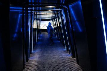 Kitzsteinhorn: Tunnel