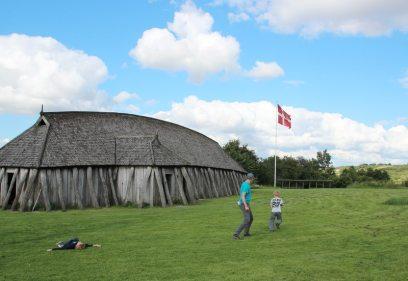 Haustausch in Dänemark: Wikinger kämpfen