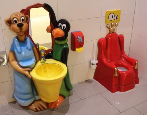 Kinderhotel Oberjoch: Kinderklo