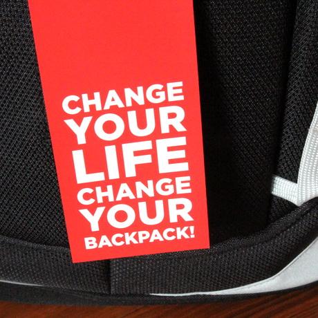 Schulrucksack 4YOU CHANGE