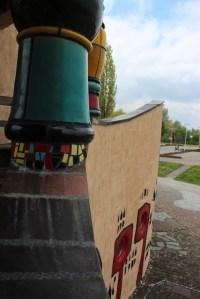 Markthalle Altenrhein, Hundertwasser, Schweiz