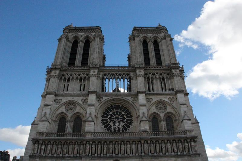 Paris mit Kindern: Notre Dame
